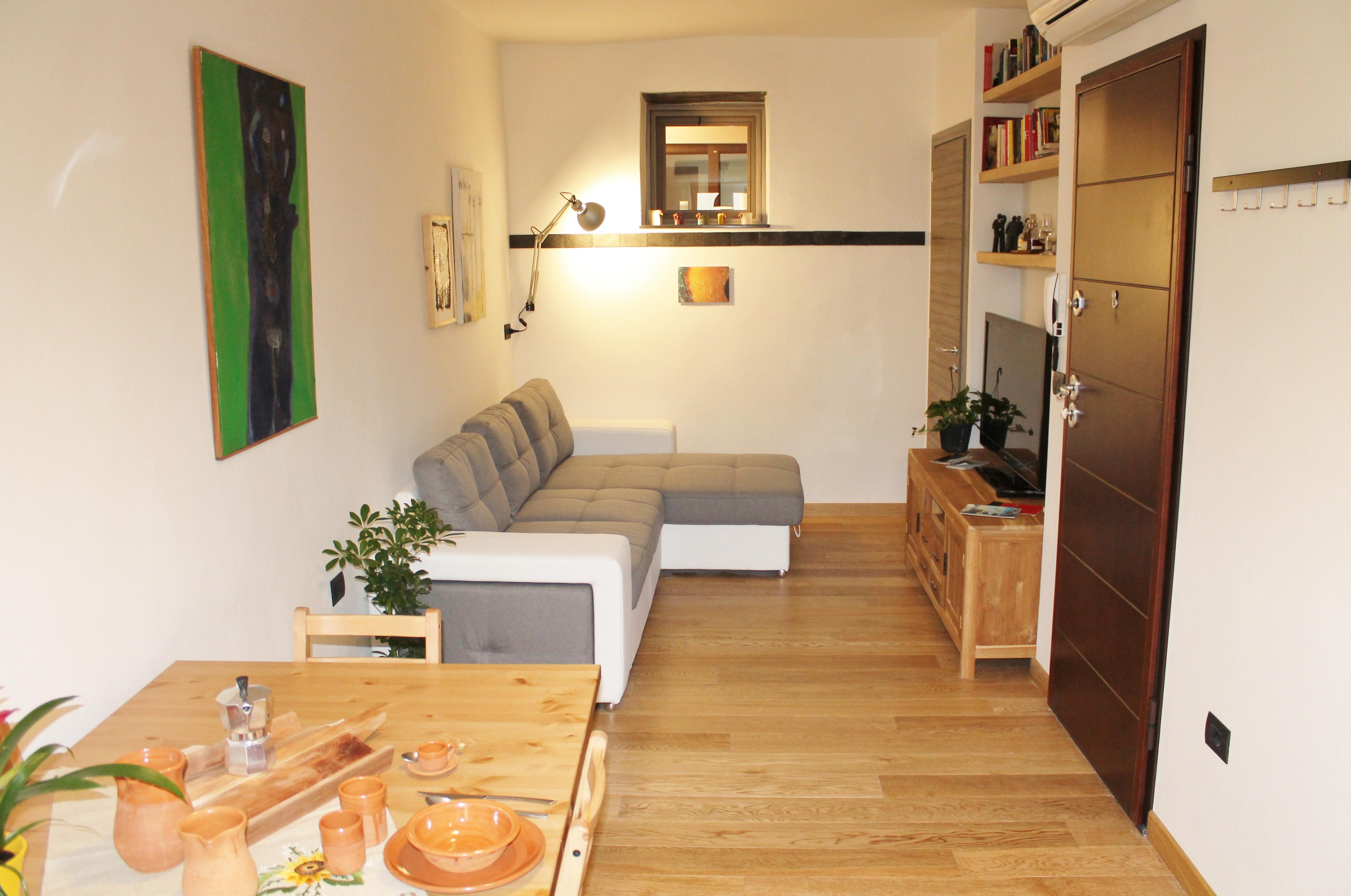 Il mini appartamento kenze domu for Interni di appartamenti